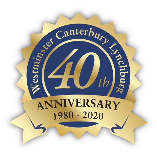 40th seal westminster canterbury retirement community