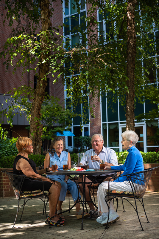 Community Living Retirement Central Virginia
