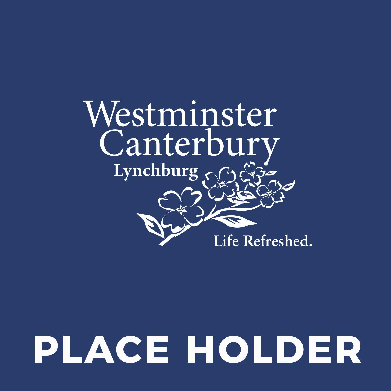 Canterbury Woods Apartments: Westminster Canterbury Of Lynchburg, Virginia