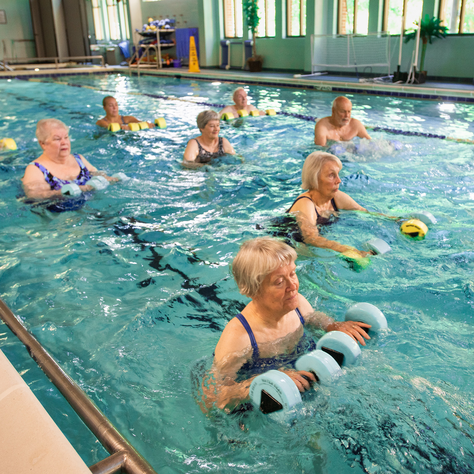 Stay Active In Our Templeton Wellness Center Westminster Canterbury Of Lynchburg Virginia